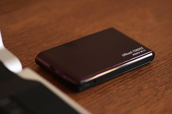 Wi-FiモバイルルーターURoad-7000SS