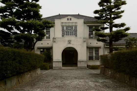 香川県農業試験場 旧本館