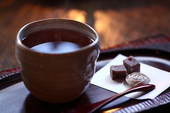 有機小豆茶