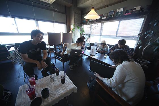 第5回WordPressお茶会 WordBench香川の風景