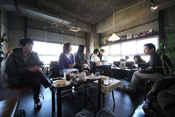 WordBench香川のグループセッション