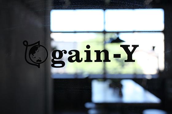 gain-Yロゴ