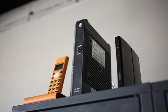 無線LAN機器